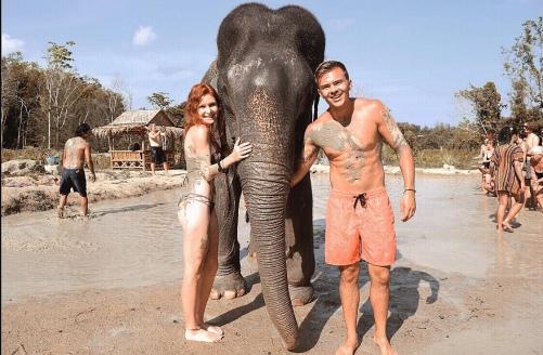 We love the elephants!