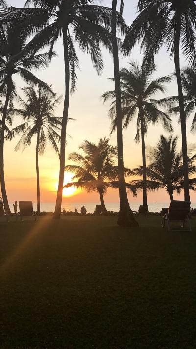 Sunsets in Phuket