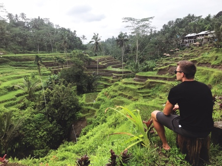 Our Favorite Rice Terrace in Bali