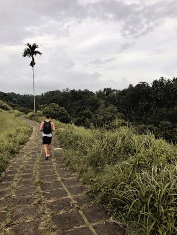 Famous Ubud Ridge Walk