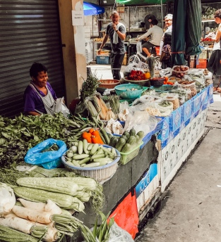 Thai Food: Farmer's Market